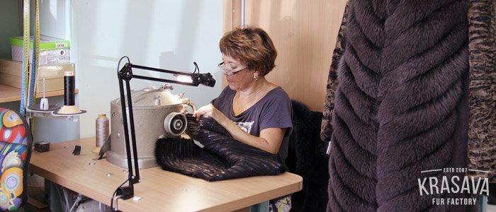 Пошив шуб и меховых изделий в Перми